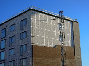 izolacja budynków