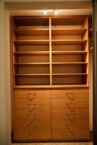 garderoby do przedpokoju z lustrem