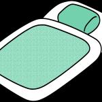 lateksowe materace - tanio