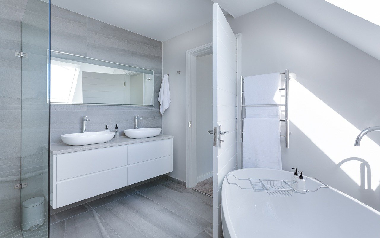 innowacyjne projektowanie łazienek